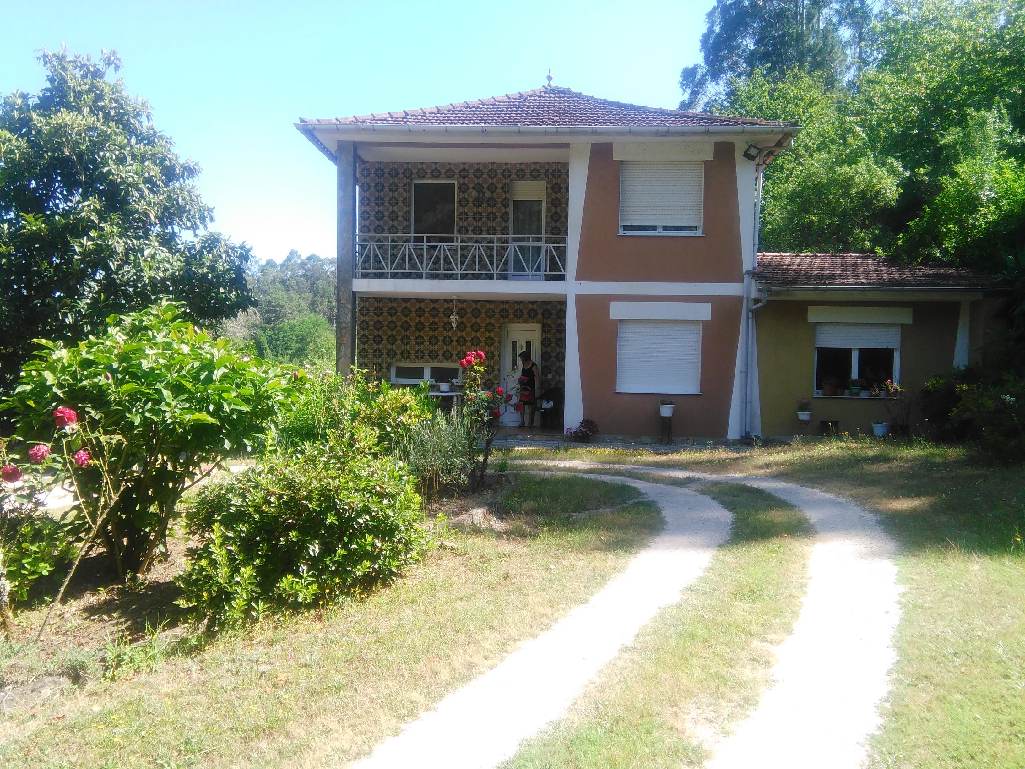 Alquiler de casa con finca inmobiliaria - Alquiler casa mino ...